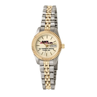 Promotional Mustang Two-Tone Women's Watch
