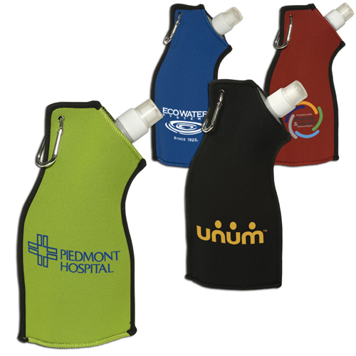 Promotional Neoprene Flexi-Bottle