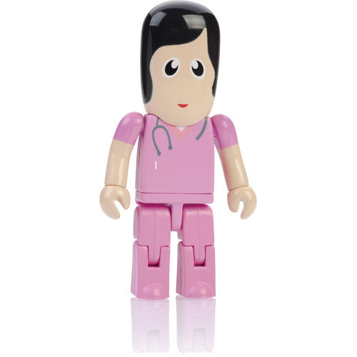 Promotional Nurse Professional People USB Drive 1G