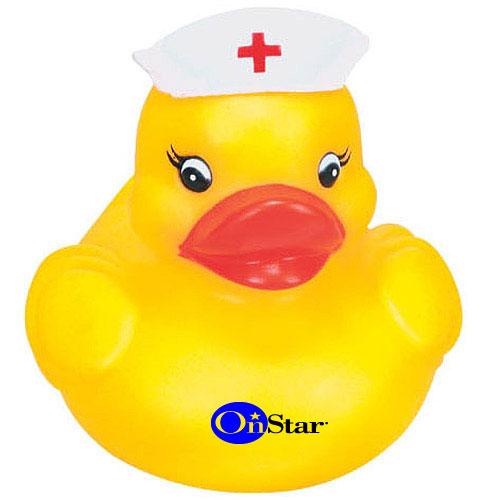 Nurse Rubber Duck