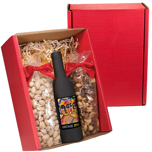 Promotional Nutty Wine Tool Gift Set