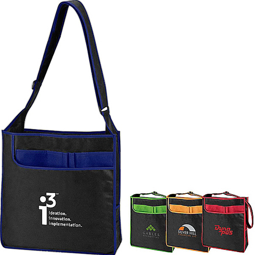 Promotional Over the Shoulder Super Tote