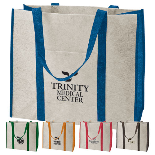 Promotional Oversized Carry-All Tote