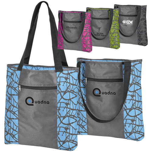 Promotional Paint Splatter Tote