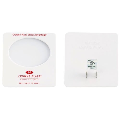 Promotional Plug In Night Light