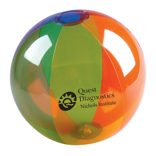 Promotional Rainbow Beach Ball