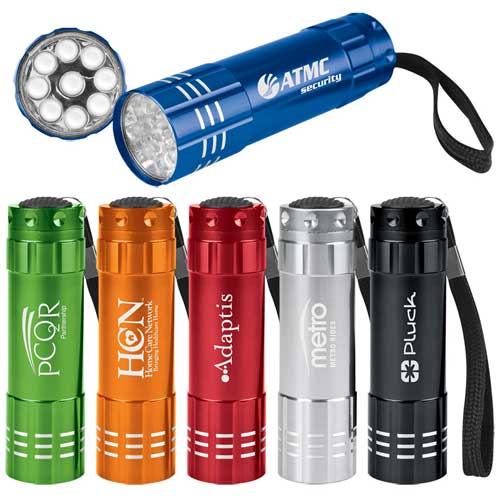 Promotional Renegade Aluminum Flashlight