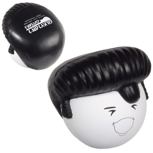 Promotional Rock N' Roll Mad Cap Stress Reliever