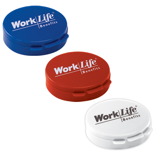Promotional Round Pillcase