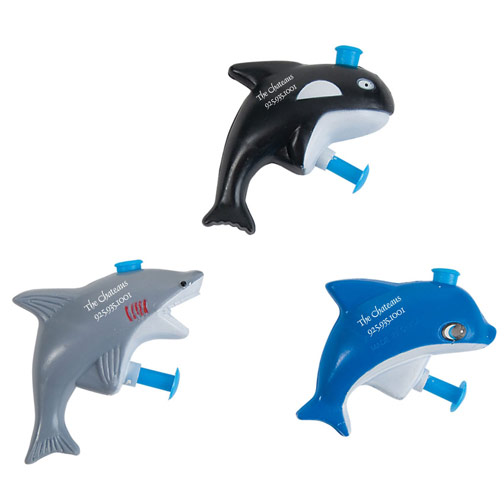 Promotional Sea Mammal Watergun