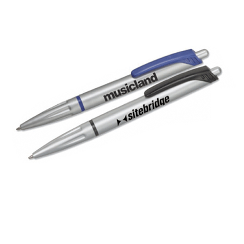 Promotional Silver Ecological Pen