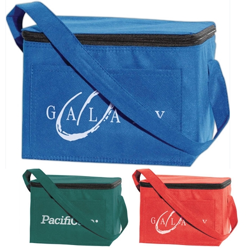Promotional Explorer 6-Pack Cooler - Non-Woven
