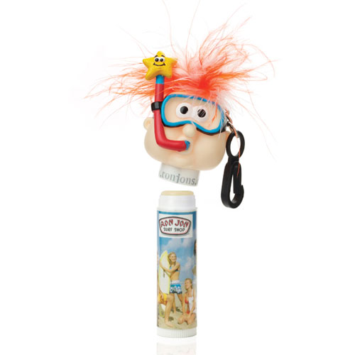 Promotional Snorkel Guy Lip Balm