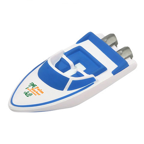 Promotional Speedboat Stress Reliever