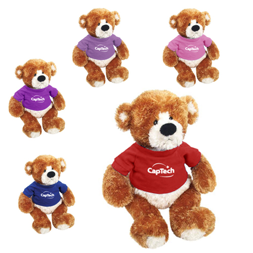 Promotional Spencer Jr. Teddy Bear-Gund