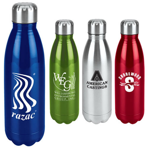 Promotional Splendid Stainless Water Bottle - 26oz