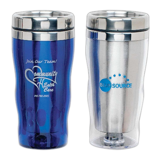Promotional Stainless Steel Tumbler-16 oz