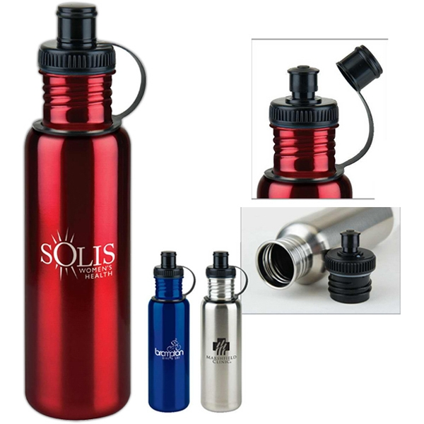 Promotional Stainless Water Bottle 25oz