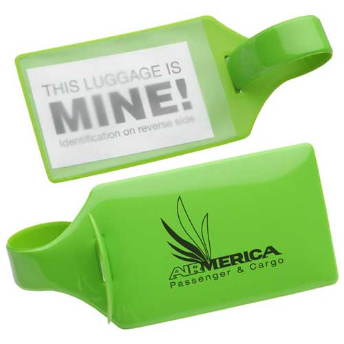 Promotional Standard Bag Tag