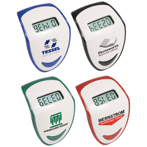 Promotional Step Hero Pedometer