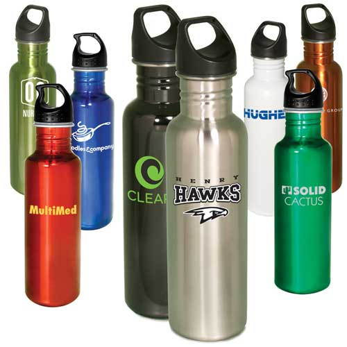 Promotional Streamline Stainless Bottle
