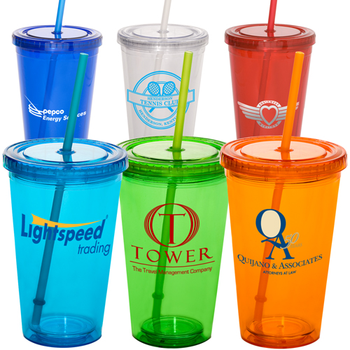 Promotional Sturdy Sipper