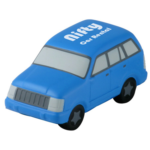 Promotional SUV Stress Ball