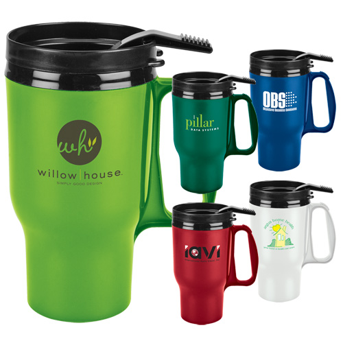 Promotional Tailored Lightweight Travel Mug - 16oz