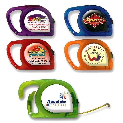 Promotional Tape Measure & Carabiner