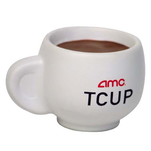 Promotional Tea and Coffee Cup Stress Ball