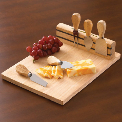 Promotional The Cheeser - Traditional Cheese Set