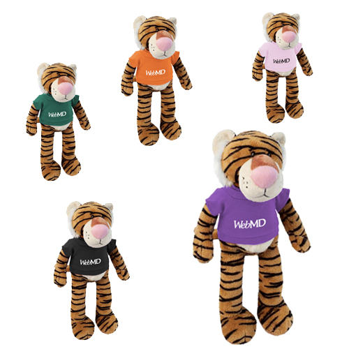 Promotional Tiger Wild Bunch Animals