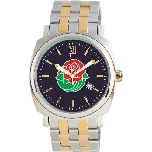 Promotional Titan Two-Tone Watch - Mens