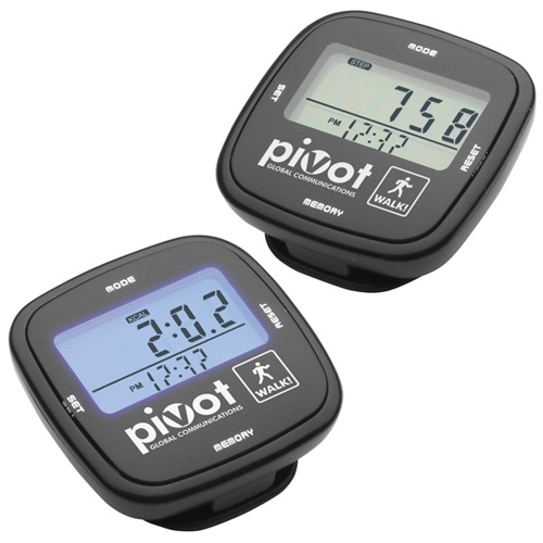 Promotional Touch Screen Pedometer