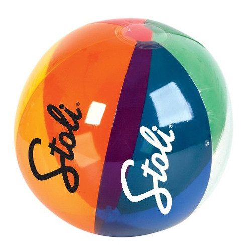 Promotional Translucent Beach Ball - 16