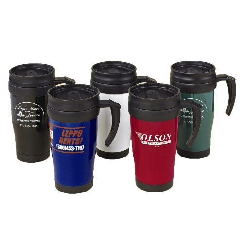 Promotional Travel Mugs