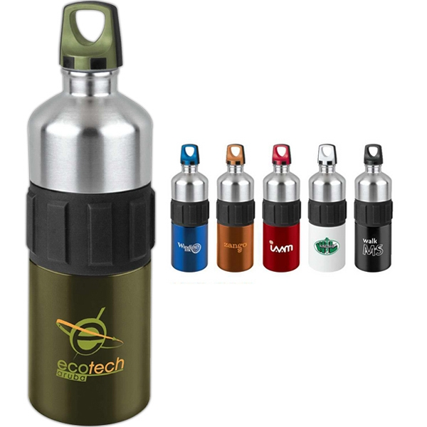 Promotional Travel-Well Stainless Bottle 25oz