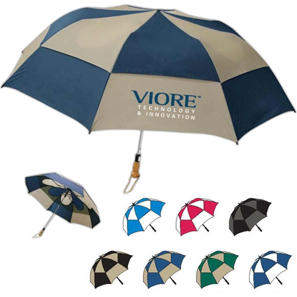 Promotional Traveler Deluxe Umbrella