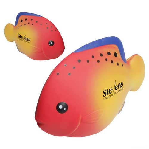 Promotional Tropical Fish Wobbler