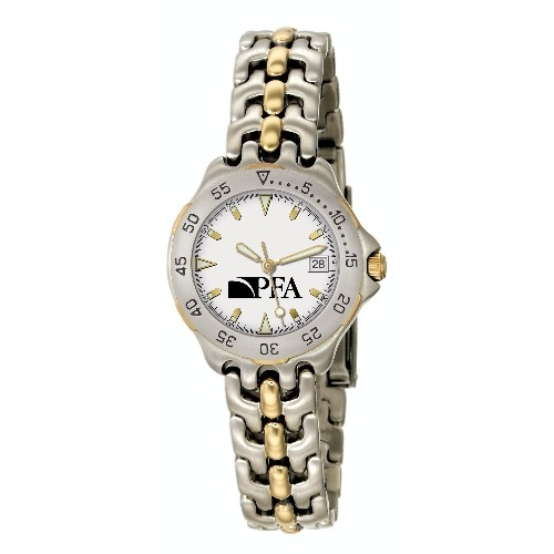 Promotional Two Tone Technica Watch - Lady's