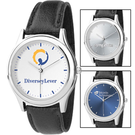Promotional Unisex Round Watch