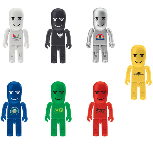 Promotional USB People-8GB