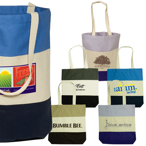 Promotional Walkabout Tote - 12oz Cotton