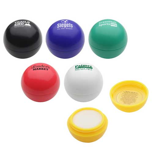 Promotional Well-Rounded Lip Balm