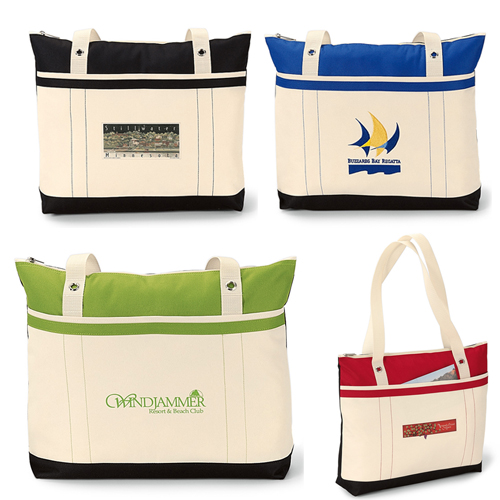 Promotional Windjammer Tote