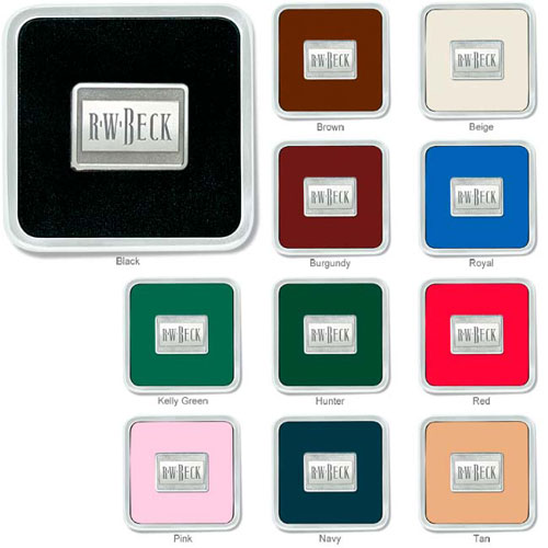 Promotional Zinc Square Coaster Weight Coasters