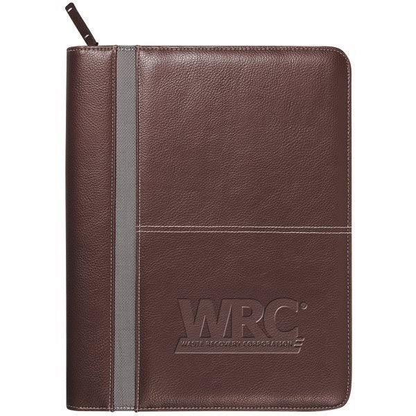 Monticello Padfolio Brown