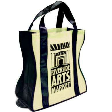 Eco Friendly Fold Up Tote