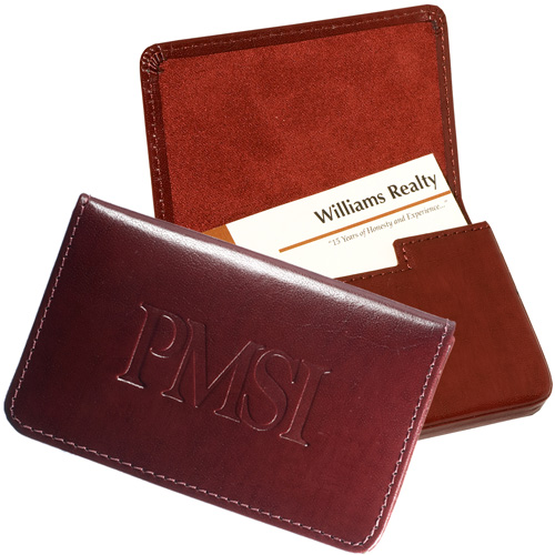 Soho Magnetic Card Case Red
