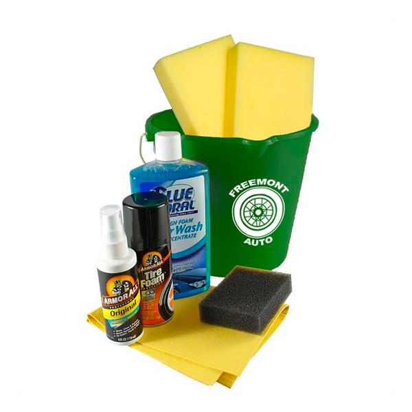 Complete Car Wash Kit Green